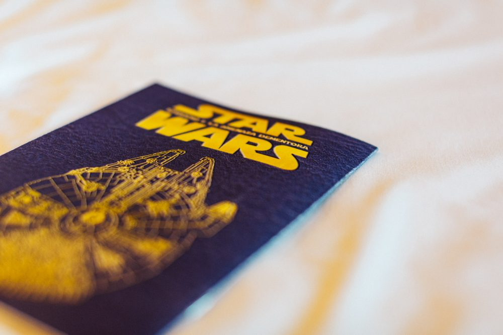 star wars pasaporte