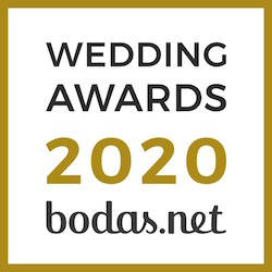 Ganadores Wedding Awards 2020